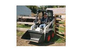 Skid steer loader, bobcat model 463.jpg