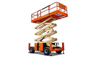 JLG 33 RTS  4X$ dual fuel scissor lift.j