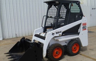 Skid Steer loader  36%22 wide bobcat mod