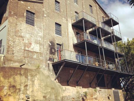 Pyrmont, czyli fundamenty Sydney