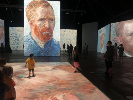 Van Gogh Alive w Sydney