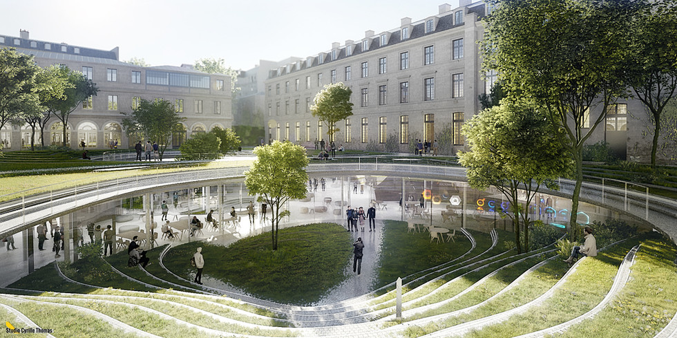 Sciences Po Campus, Paris