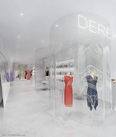 Derek Lam Boutique, New York
