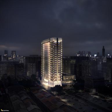 Hotel Building, Taipei