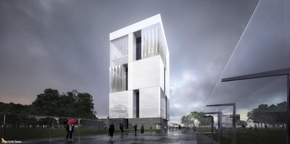 University College Dublin's Future Campus