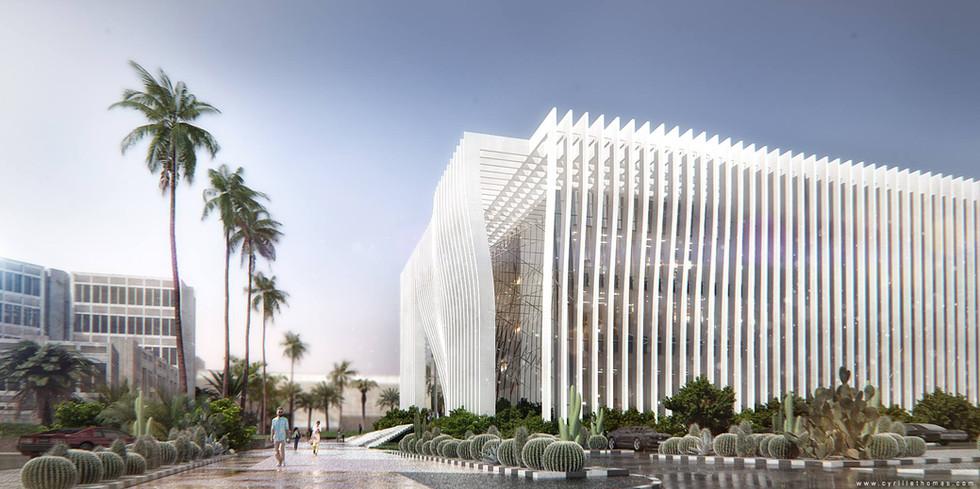 Research Center, Tel Aviv