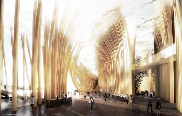 Guggenheim, Helsinki