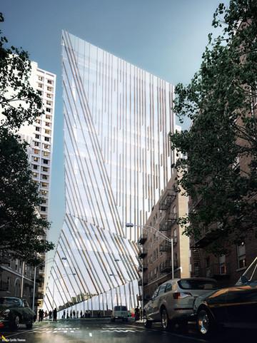 Office Building, New-York