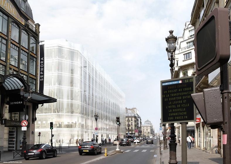 La Nouvelle Samaritaine, Paris