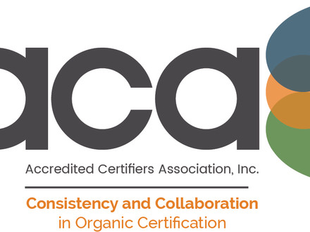 Have become a member of the American accredited Certification Association!