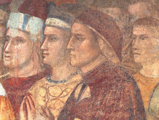 La profezia del giudizio in Dante e Giotto