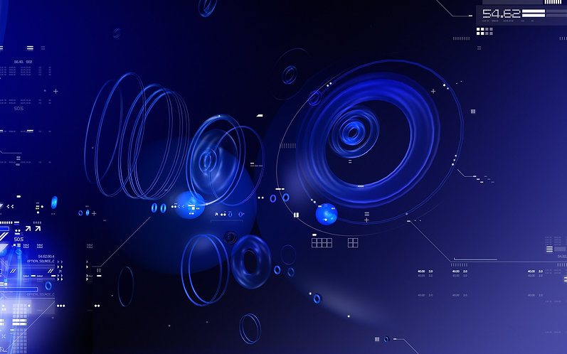 blue_black_abstract_white_circles_number
