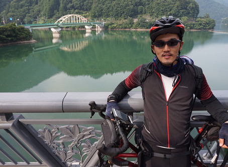 Let's cycle Tokyo with E-bike