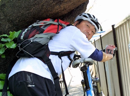 Tour producer NIWA-san talks a little about his cycling tour producing story