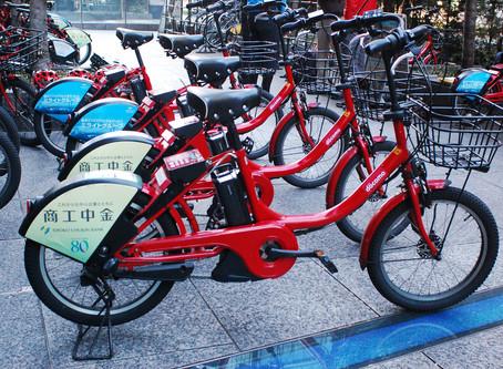 E-bike makes everyone smile