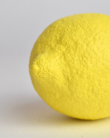 Lemon (close up)