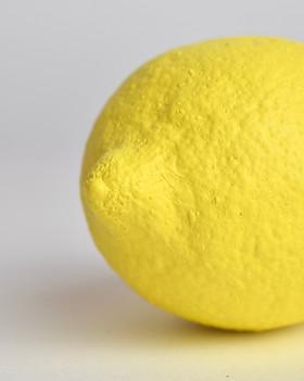 Lemon (close up)