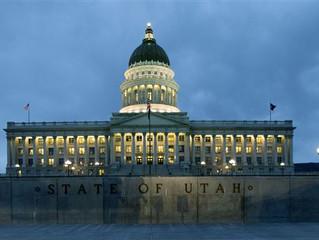 The Utah Legislature is Now In Session