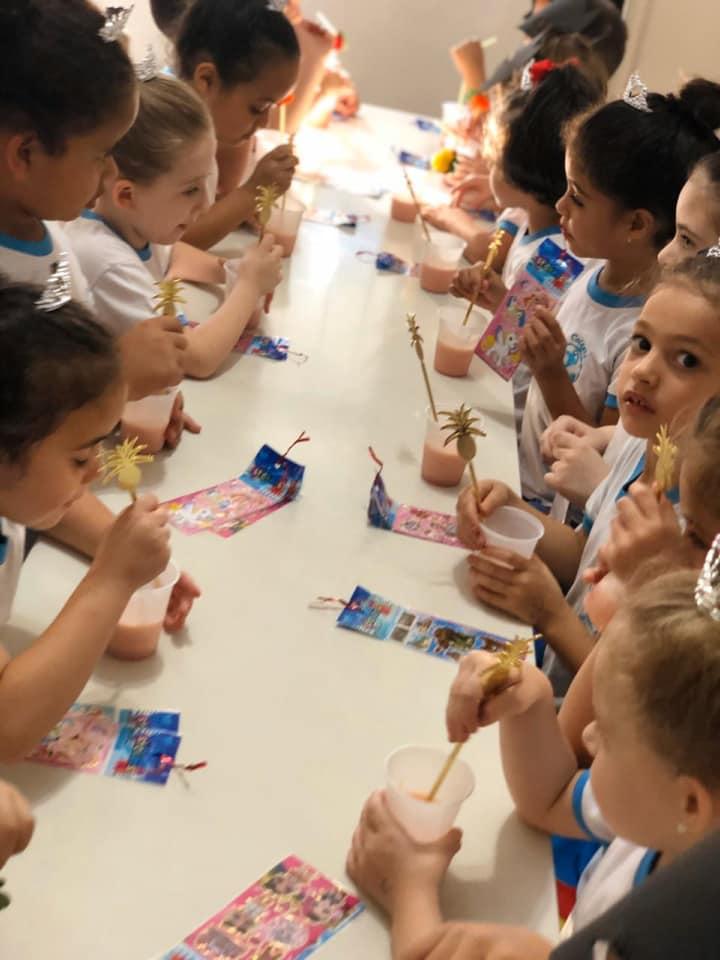 Projeto Saúde - Educação Infantil