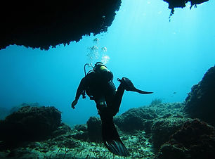 Cala Santanyi Diving Mallorca
