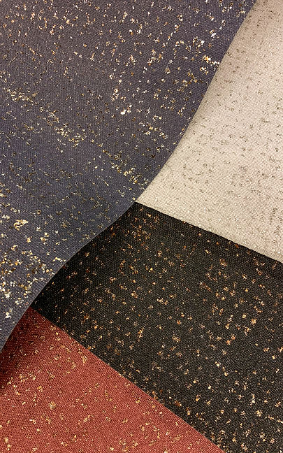 The Shimmering Burlap Wallcovering Collection