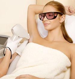 servicio depilación láser de diodo profesionales