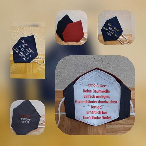 MN Maske-Baumwoll-Cover für FFP2