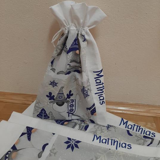 Geschenksackerl statt Papier