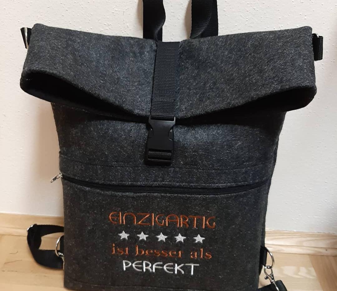 Umhänge Rucksack Tasche
