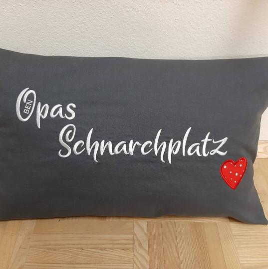 Opas Schnarchplatz