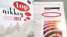 Gráfica Aquarela é destaque no Top Nikkey 2017