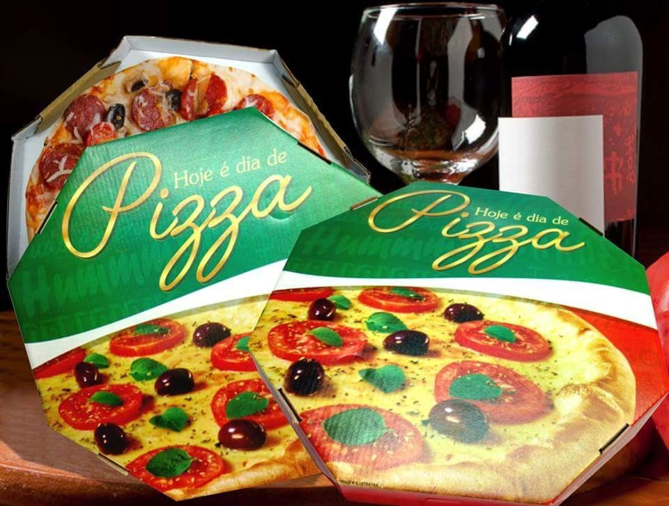 Caixa de Pizza em Londrina