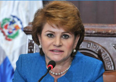 Presidenta de la Cámara de Diputados niega aumento de sueldo para diputados y diputadas