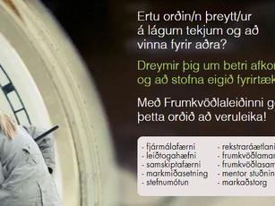 Ertu tilbúin/n að starfa sjálfstætt?