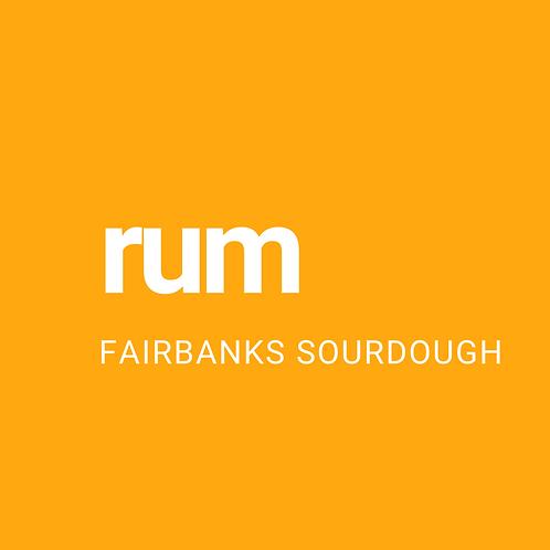 Fairbanks Sourdough Rum