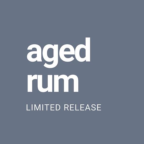 Limited! Aged Sourdough Rum