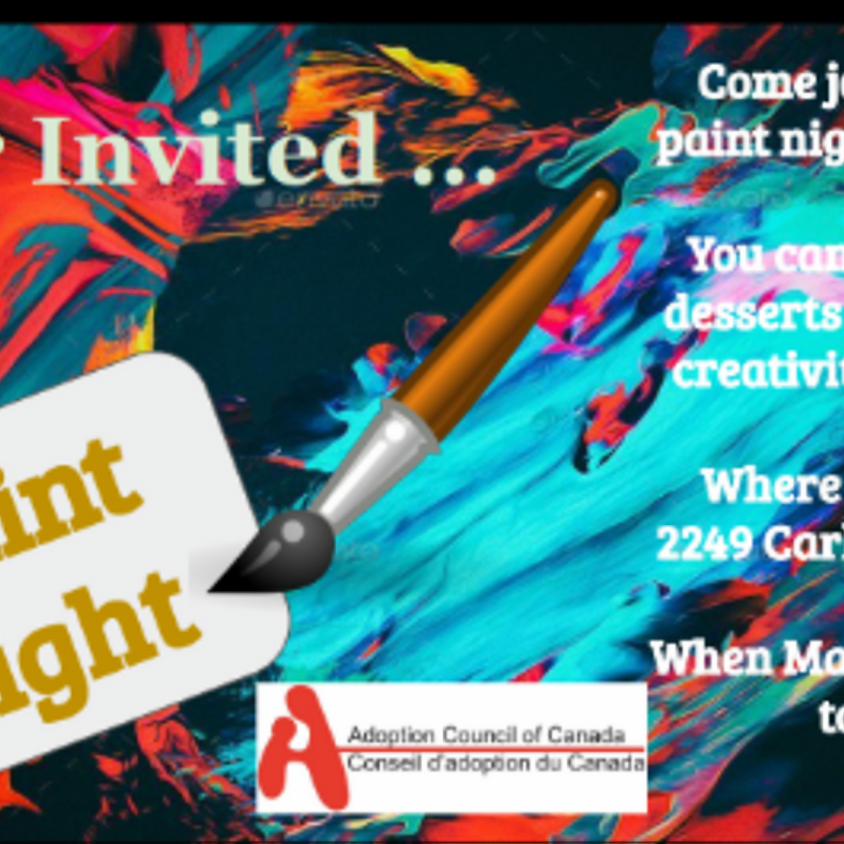 YSO Ottawa Paint Night