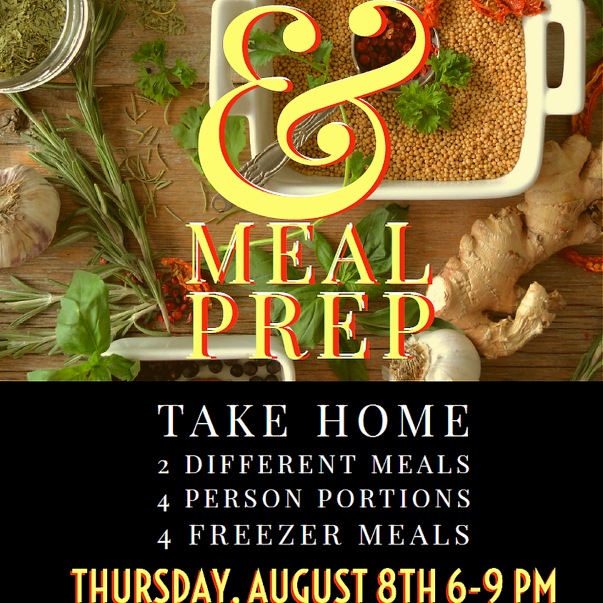 Ottawa YSO Cooking and Meal Prep