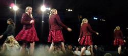 Red Wool Jacket