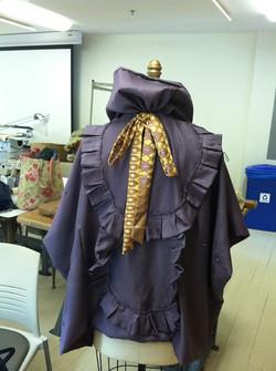 Facebook - The shawl I made