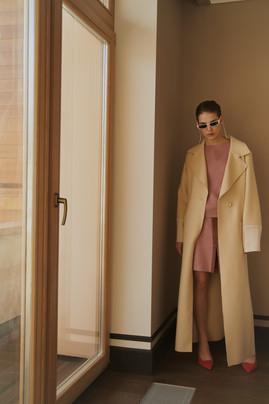 Anabel coat