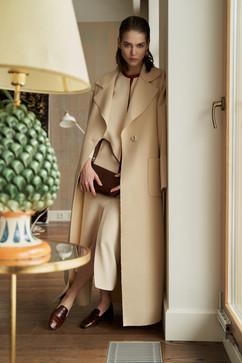 Anabel Coat and Jane costume
