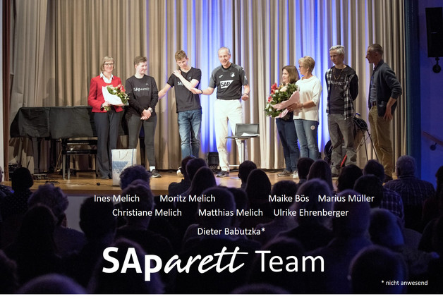 SAParett Team 2019