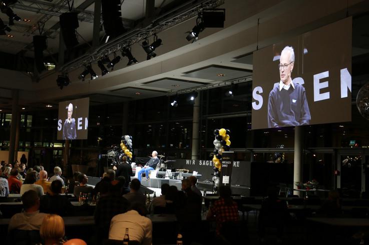 SAParett bei SAP - Verabschiedung Vorruhestand 2019