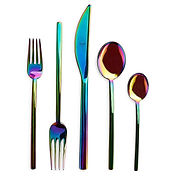 Iridescent-flatware-from-ABC-Carpet-Home