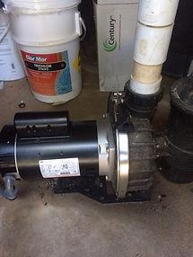 alpharetta motor replacement