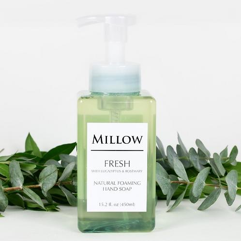 Fresh with Eucalyptus Foaming Hand Soap