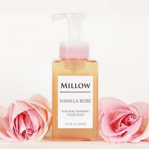 Vanilla Rose Foaming Hand Soap