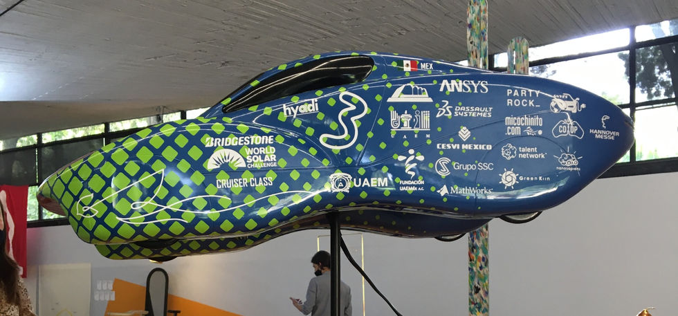 Hyadi Solar Racing Team en Inédito 2020