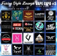 Fusion Vape Lounge Expo #3